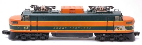 1023: Lionel 2358 Great Northern EP5 Rectifier