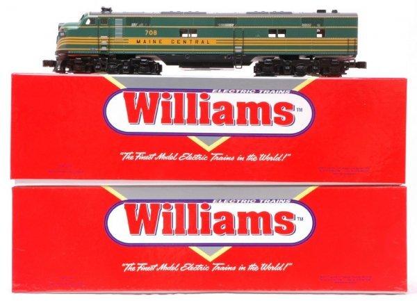 1232: Williams MC E7-208 AA MINT Boxed