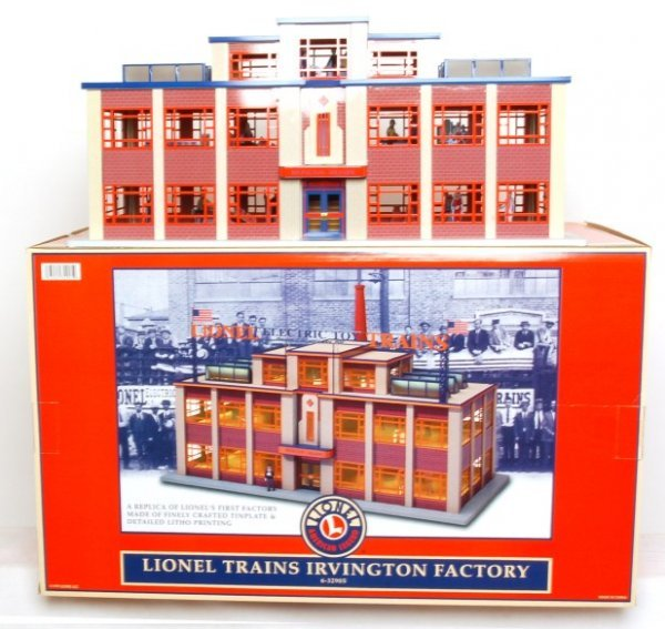 7: No. 32905 Lionel Trains Irvington Factory in OB