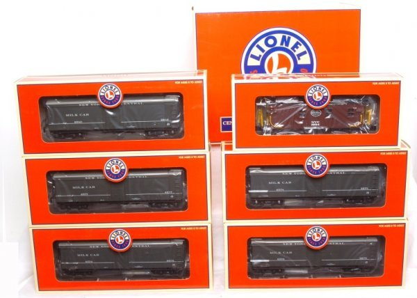 14: Lionel 31716 CCII Niagara Milk Train set in OB
