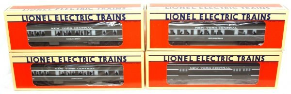 15: Lionel 16091 NYC passenger car set in OBs