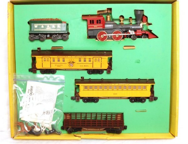 17: Lionel No. 1800 General Frontier Pack in OB