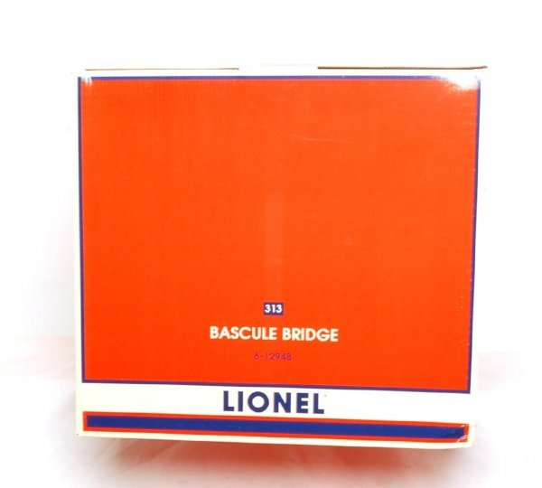 20: Lionel 12948 313 Bascule Bridge in OB