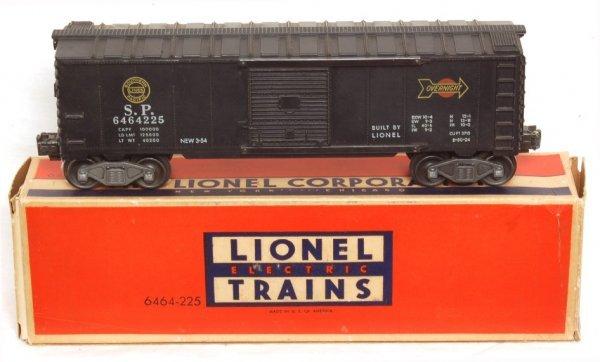 806: Lionel 6464-225 Southern Pacific boxcar, OB