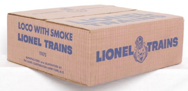 1089: Mint FACTORY SEALED Lionel 1587S Girl's Train