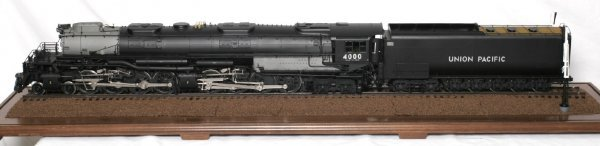 1155: Fine Art Models Union Pacific Big Boy, gauge one