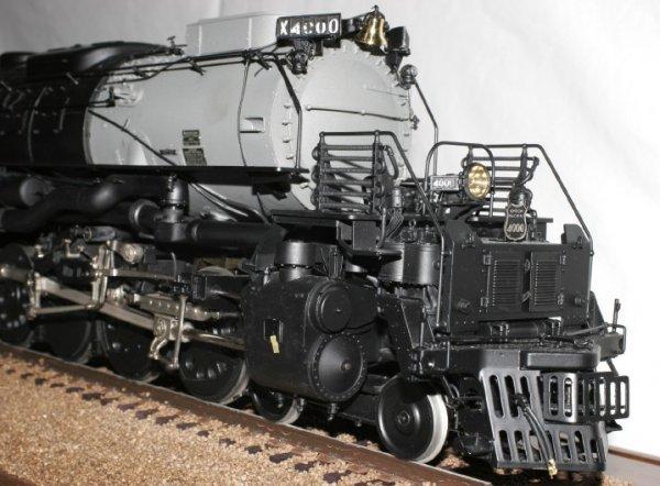 1155: Fine Art Models Union Pacific Big Boy, gauge one - 2