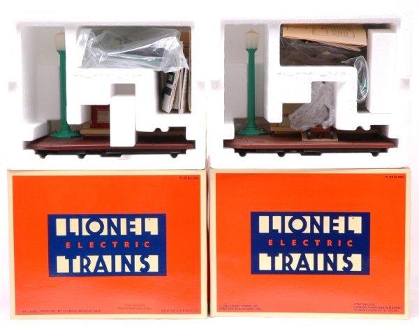 2003: Lionel 12791 Passenger 12818 Freight MINT OB