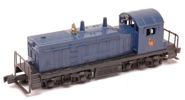 2005: Lionel 621 Jersey Central NW-2 Switcher