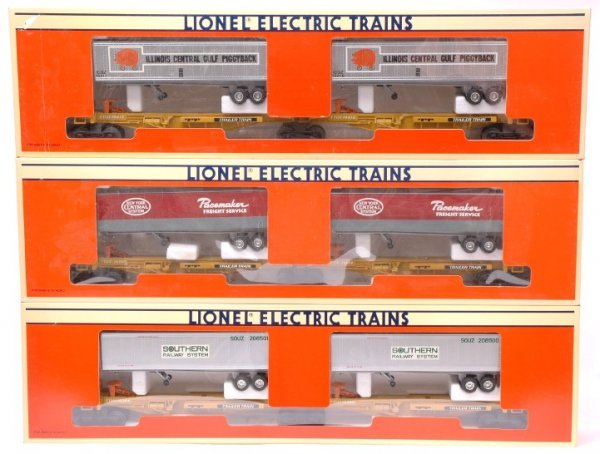 2015: Lionel 16363 16904 19416 Like New Boxed