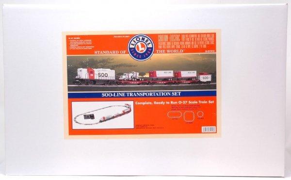 2020: Lionel 31910 Soo-Line Transportation Set MINT OB