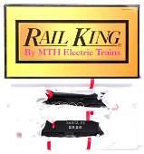 2172: Rail King 30-1140-1 Santa Fe Northern Loco LN OB