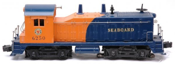 2515: Lionel 6250 NW2 Seaboard Switcher Decal Version