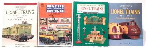 2528 Lionel Greenbergs Vol II III IV 2nd Edition Books