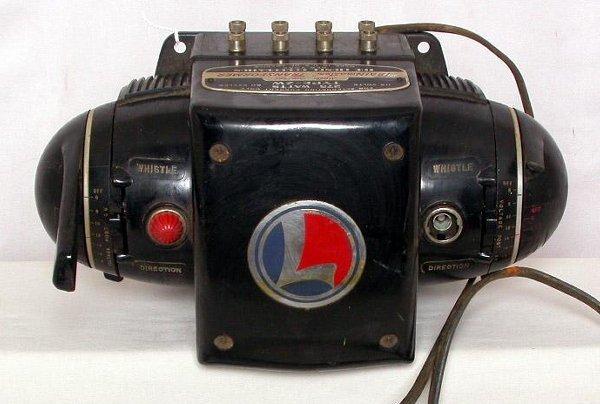6: Lionel 275 watt zw transformer