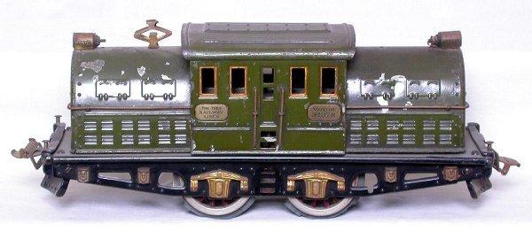 181: Ives wide gauge 3237R loco