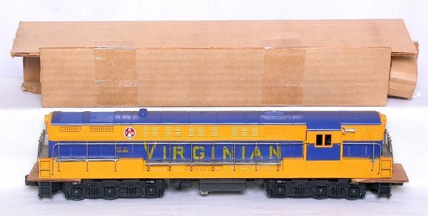433: Lionel 2322 Virginian Fairbanks Morse loco