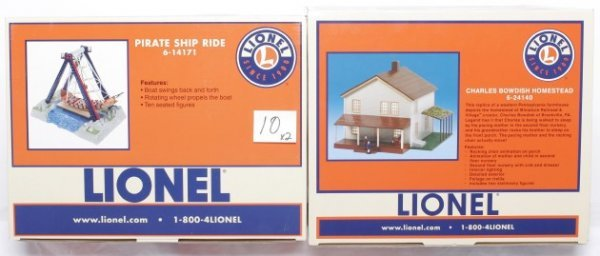 10: Lionel 24140 and 14171 in OBs