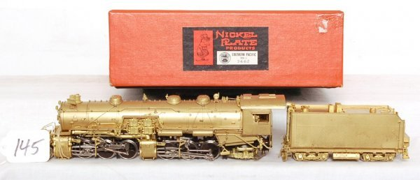 145: Nickel Plate Products brass S.P. MM-3 2-6-6-2