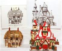 618: Two pieces of Department 56 in original boxes