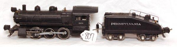 807: Lionel prewar 231 loco with 2231T tender