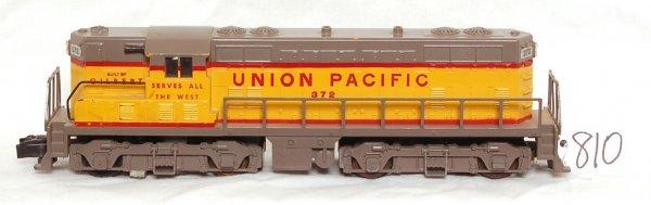 810: American Flyer 372 Union Pacific GP, Gilbert