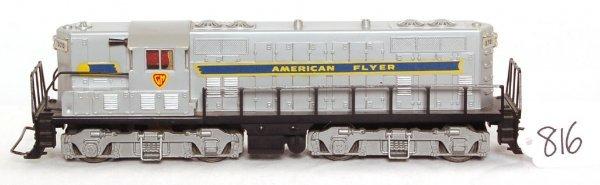 816: American Flyer No. 370 GM GP-7