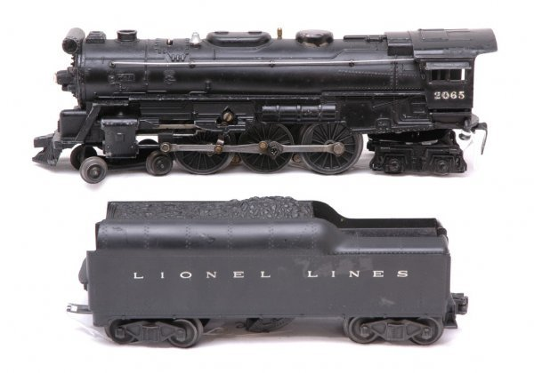 2005: Lionel 2065 Steam and 2046W Tender
