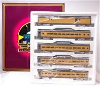 2231: MTH Union Pacific MT-6510 Passenger MINT Boxed