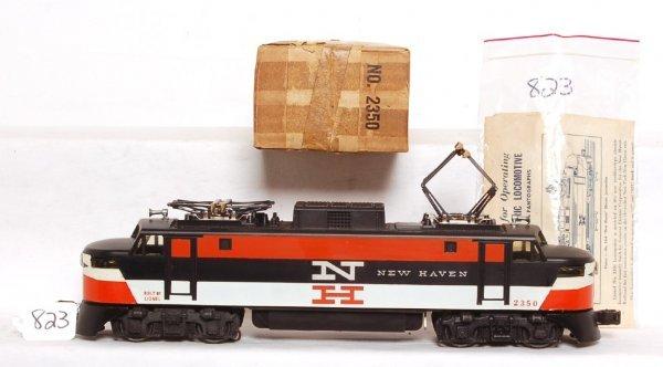 823: New Haven 2350 New Haven rectifier, OB
