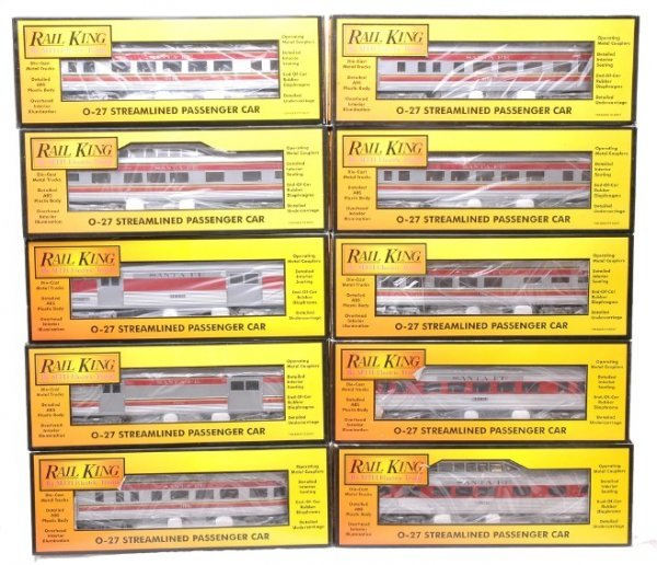 2017: MTH 6103-1 6103-2 6103-4 6011 6010  6013 SF Boxed