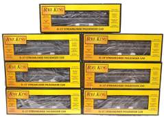 2053 MTH NYC Streamlined 306080S Passenger Cars MIB