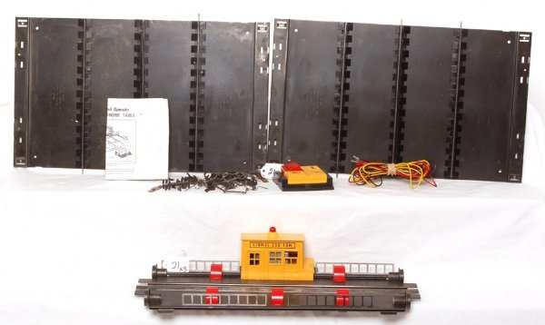 21: Lionel No. 350, two 350-50, control, components