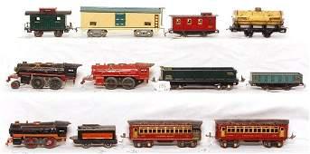 135: Lionel, Ives, American Flyer, Winner, trains