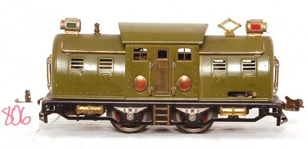 806: Lionel prewar 254E loco