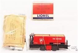 1225: Lionel 55 tie jector, slotted variation, OB