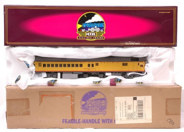 2006: MTH 20-2242-1 Union Pacific DC-3 LIKE NEW Boxed
