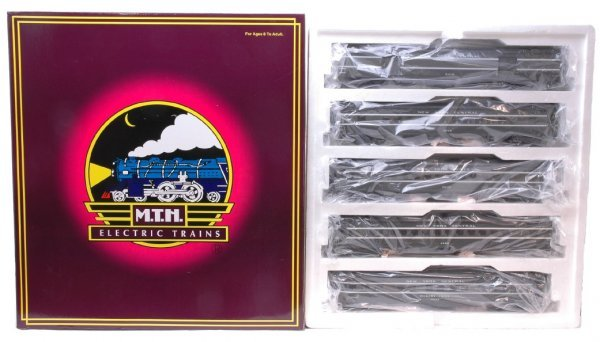 2013: MTH 20-6516 NYC Streamlined Set LIKE NEW OB
