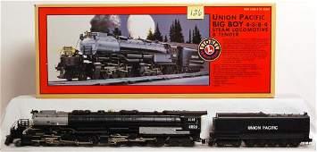 126: Lionel 28029 Union Pacific 4-8-8-4 Big Boy in OB