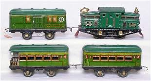 American Flyer O Oriental Limited set with 3110
