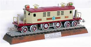 Williams reproduction Ives 1694 loco, powered