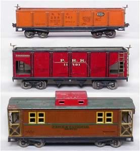 253: Dorfan wide gauge freight cars