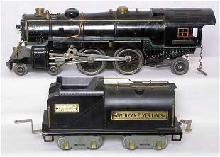 American Flyer prewar 4692/4693 steam