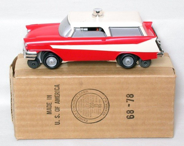 319: Mint Lionel 68 executive inspection car in box