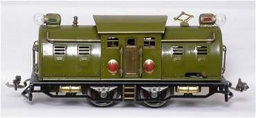 472: Lionel prewar olive 254E loco