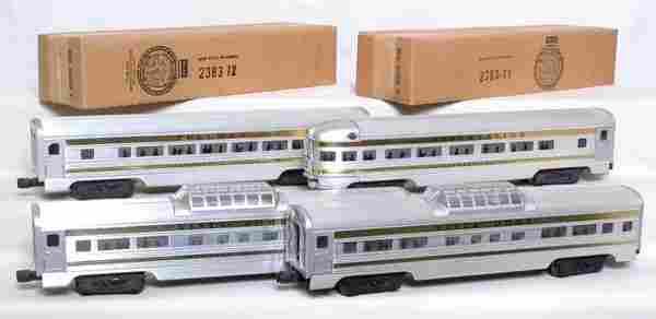 Mint Lionel 13088 Santa Fe passenger set in OB