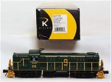 2387: K-Line K2437-0109 Kennecott Copper Corp. RS-3