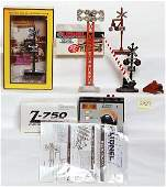 2427: MTH Rail King and Lionel accessories, Z-750
