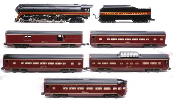 2015: Williams Norfolk and Western Passenger Set