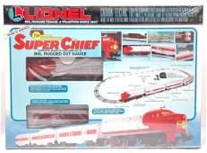 2256: Lionel 11739 Super Chief Passenger Set MINT Boxed